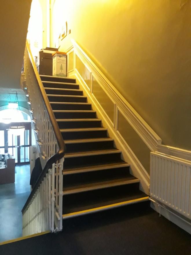stairs dalc