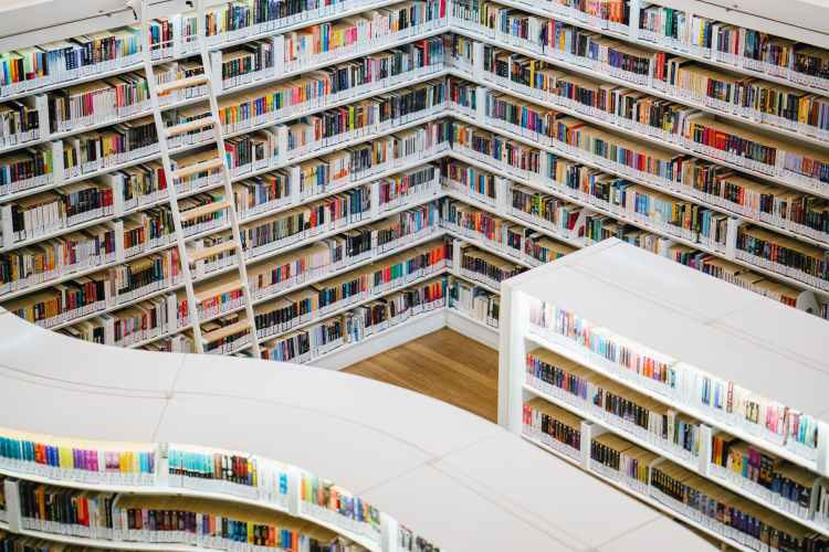 library photo